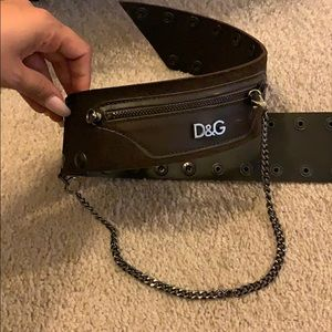 Dolce & Gabbana Accessories - D&G Belt